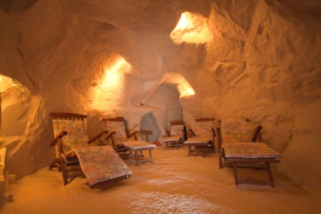 خواص غار نمک