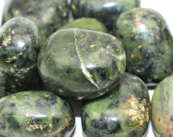 انواع سنگ یشم