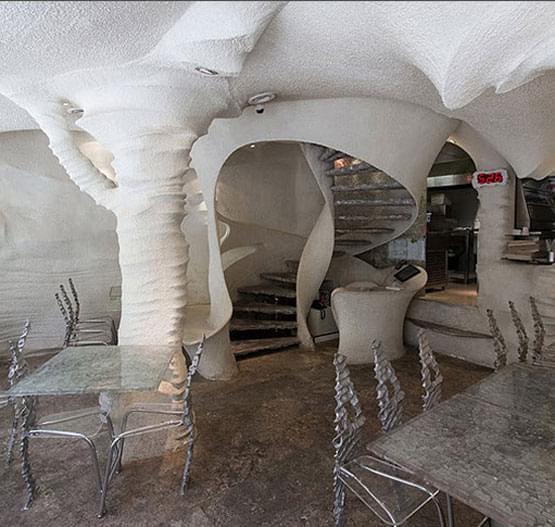 رستوران نمک