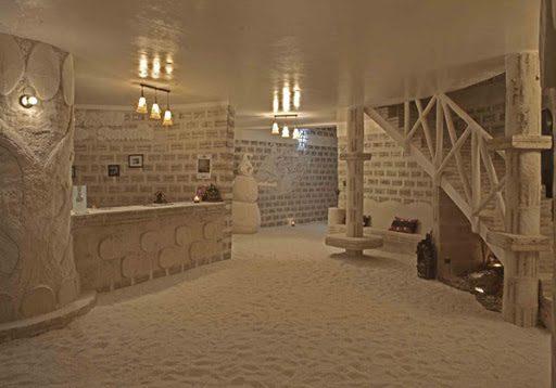 هتل نمک