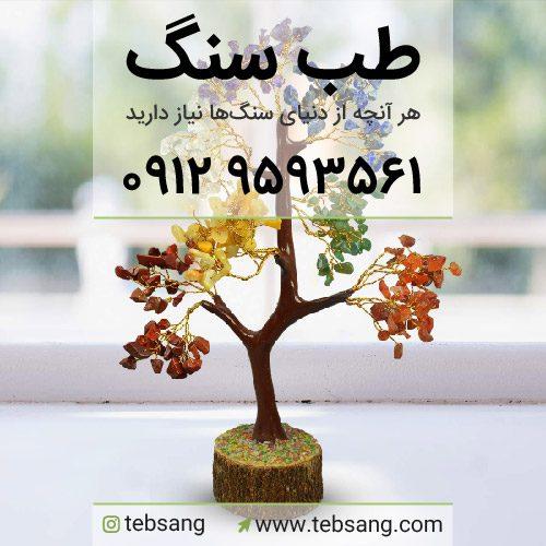 درخت زندگی هفت چاکرا